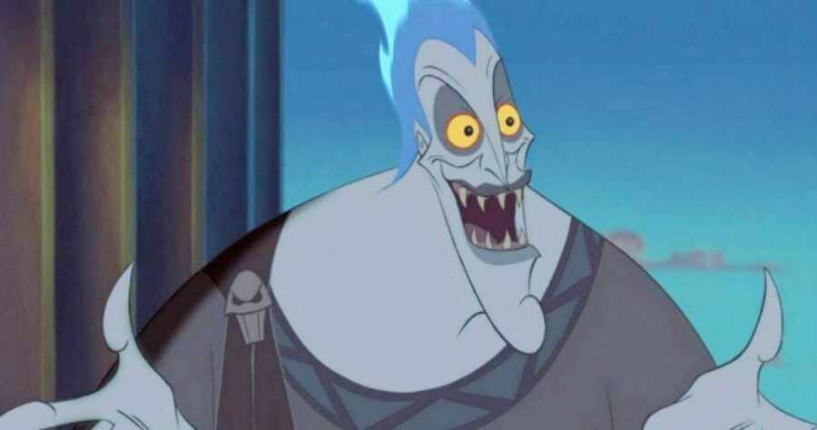 Live-action Hades