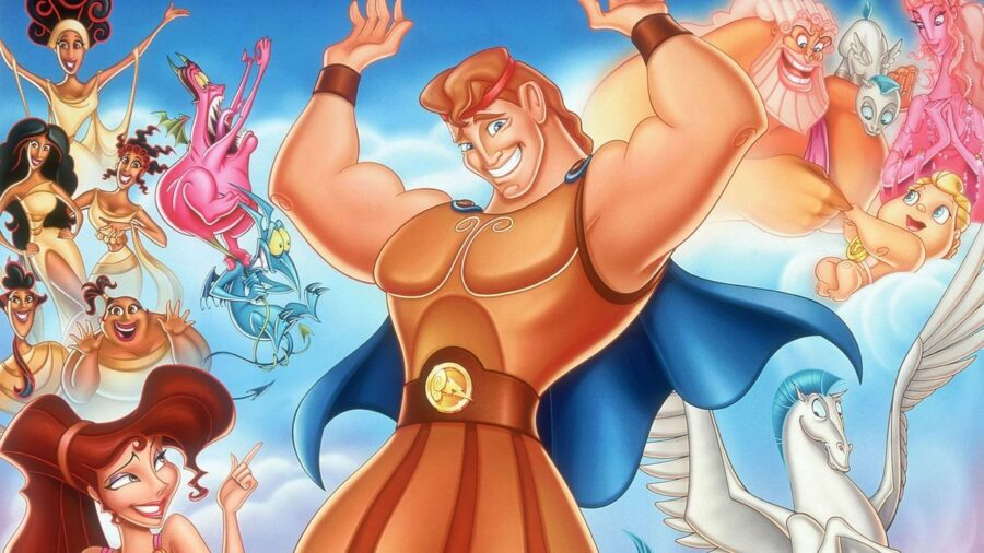 Disney's Hercules Live-Action remake
