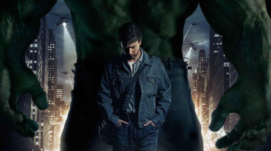 Hulk solo movie