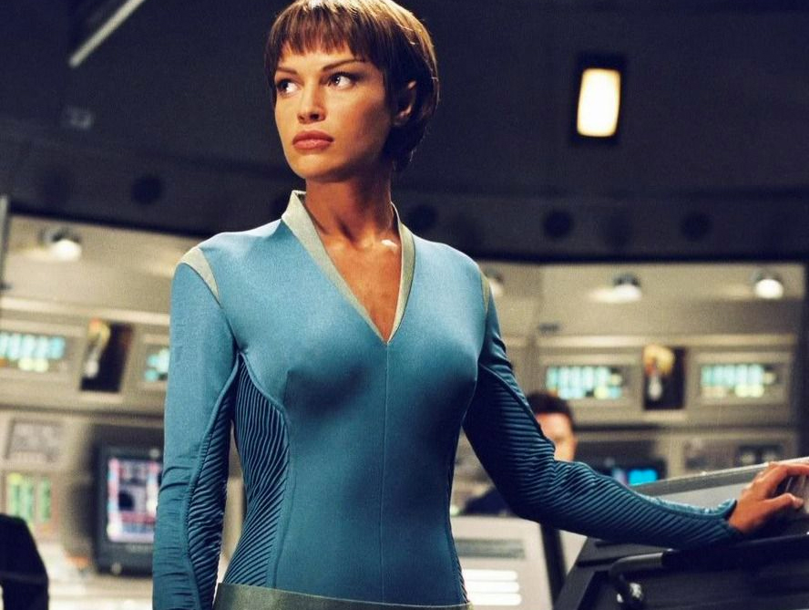 Early T'Pol