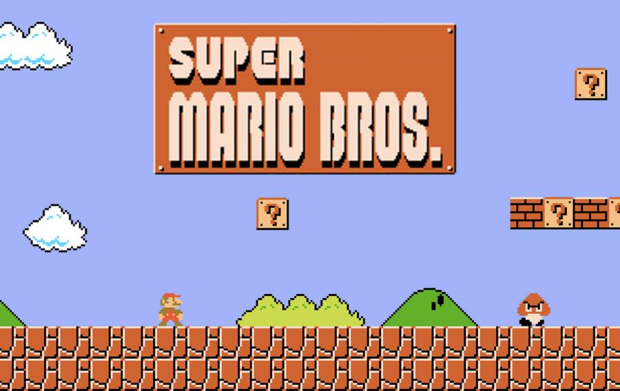new Super Mario Bros movie