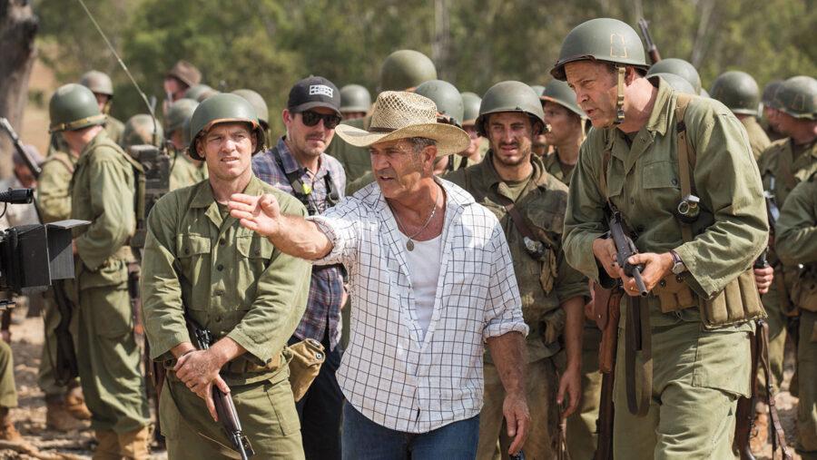 Mel Gibson directing