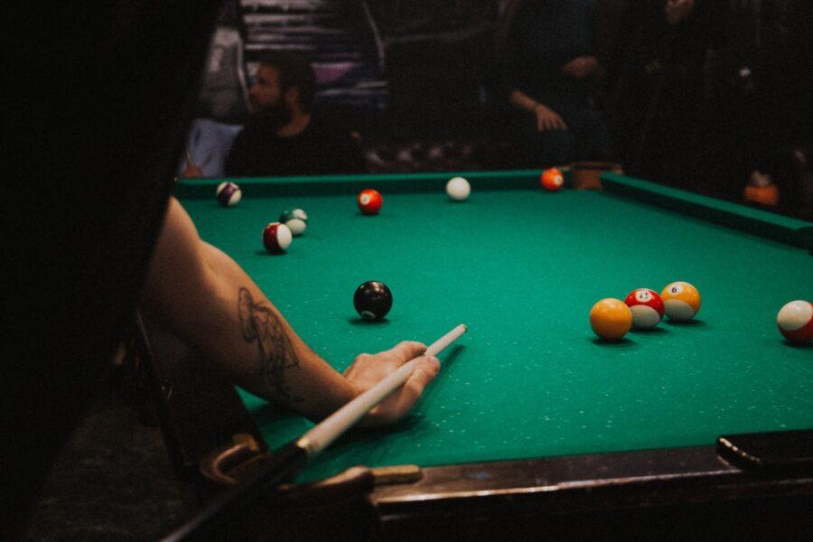 Asteroid pool