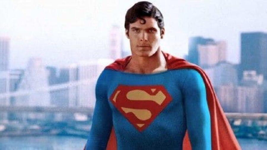 Reeve as Superman