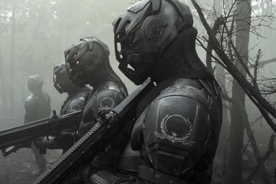 Plot robot