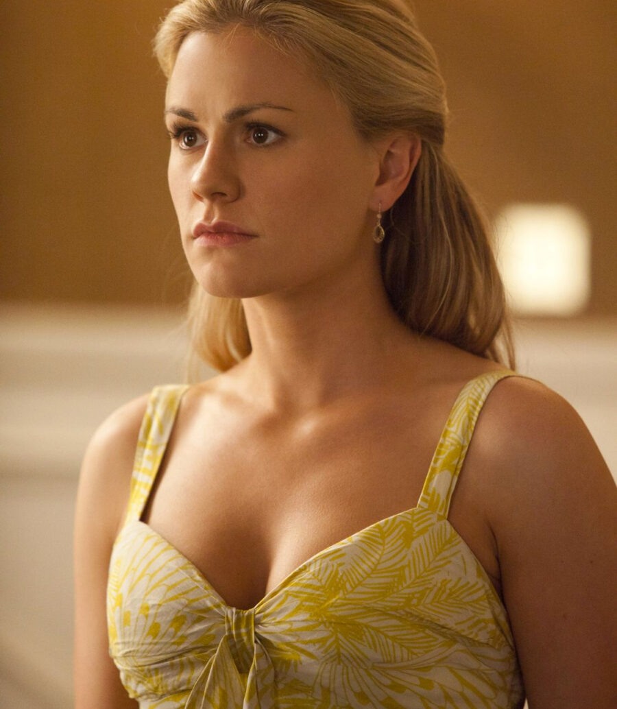 Anna Paquin now