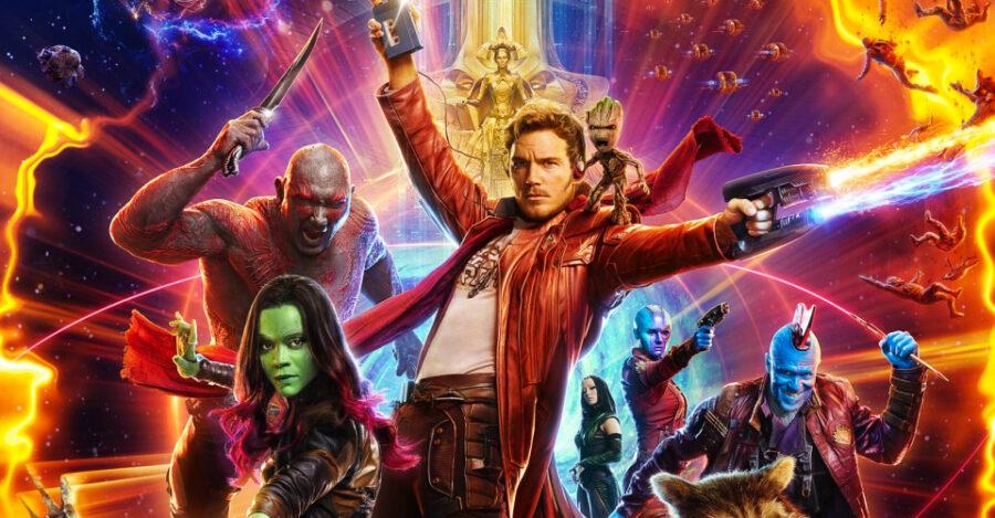 Marvel space movie