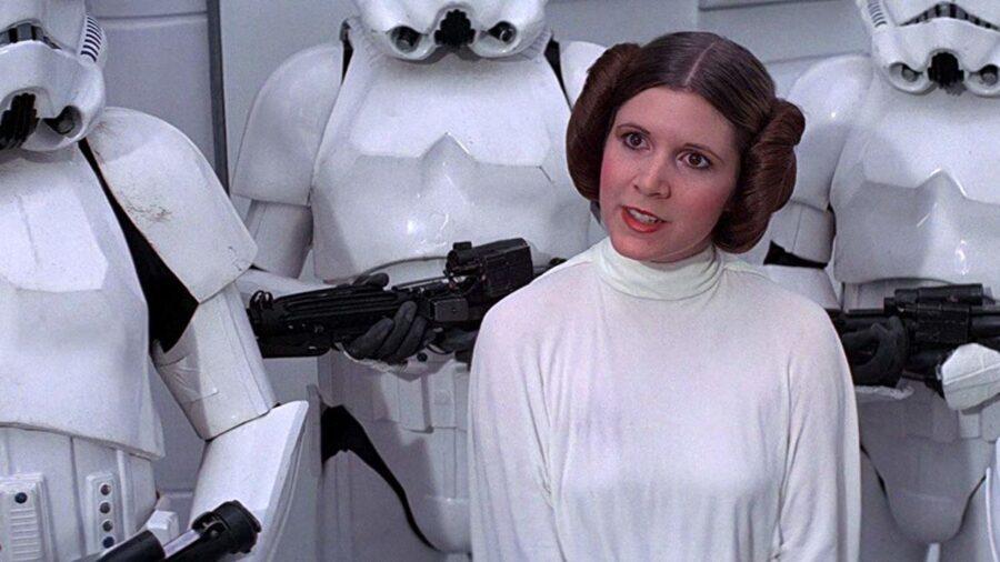 next Leia