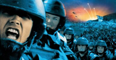starship troopers feature