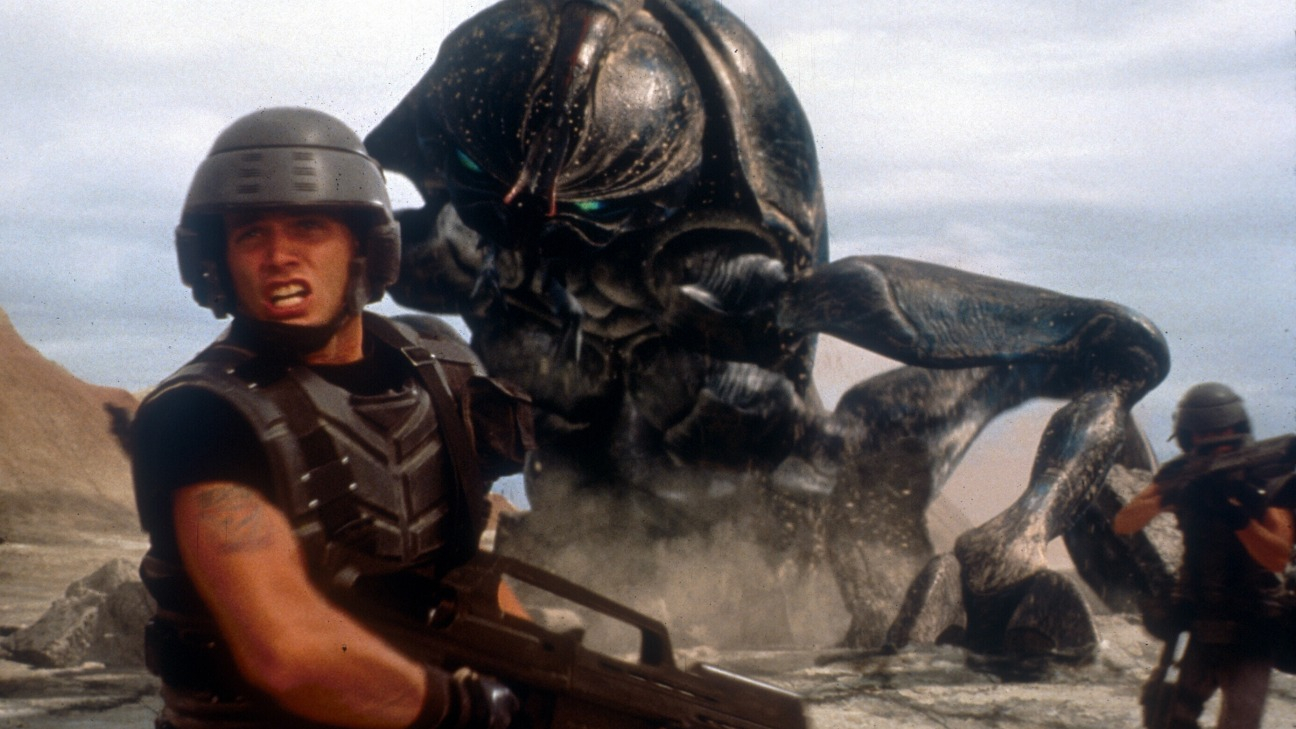 Starship Troopers Reboot Happening: Remaking Verhoeven Or Readapting Heinlein?