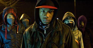 Attack the Block 2 John Boyega