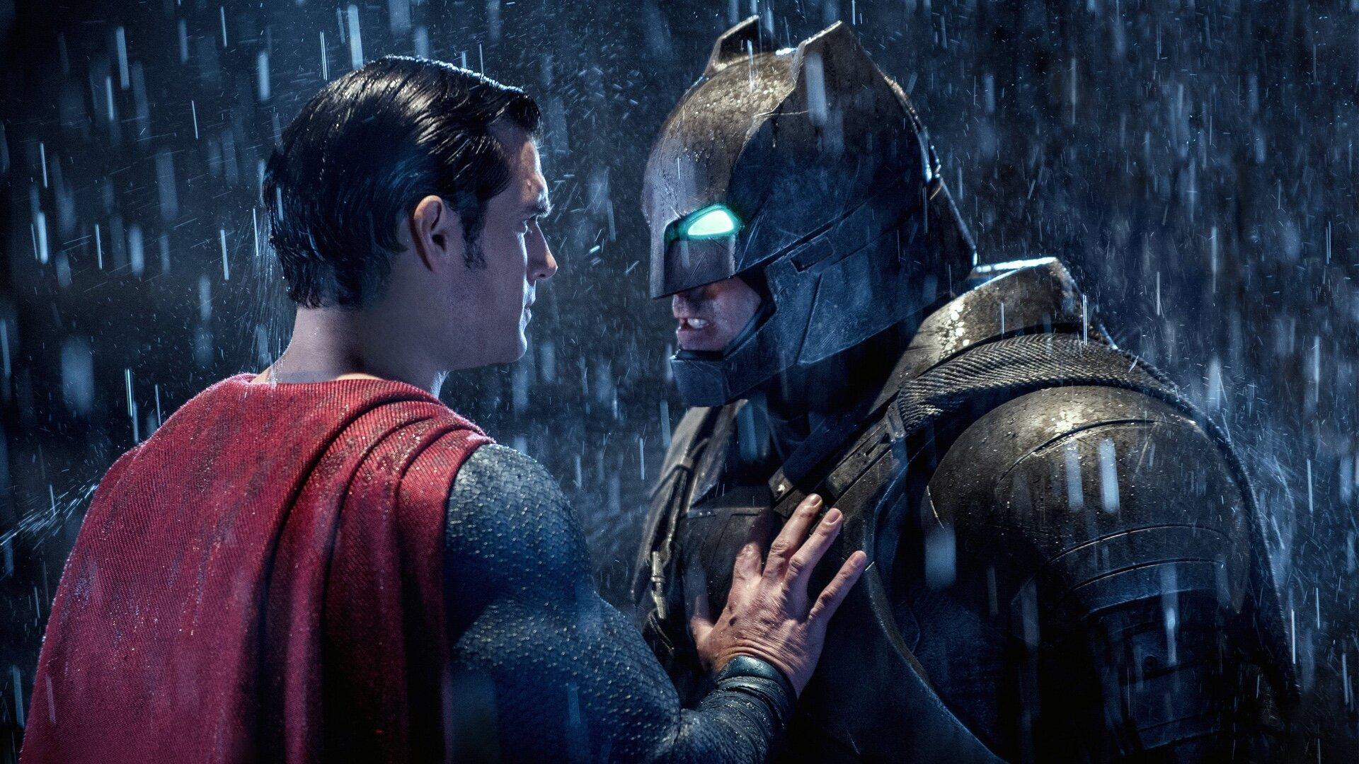 Zack Snyder Is Releasing A New Version of Batman v Superman