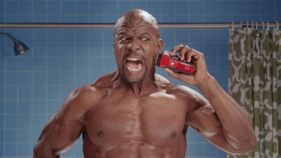Terry Crews outrage
