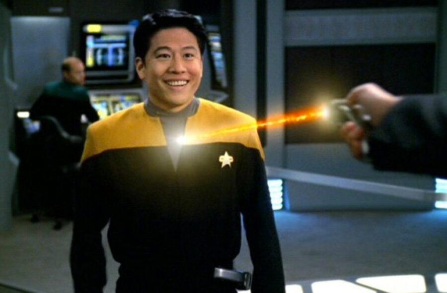 Star Trek Harry