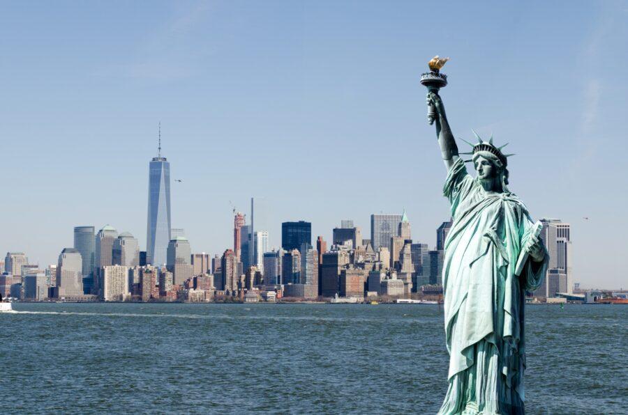 New York City riot photos