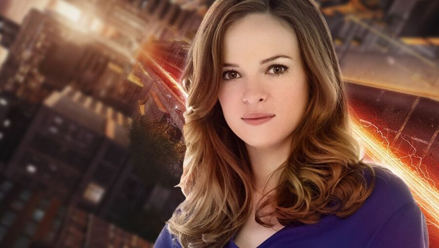 Danielle on The Flash season 7
