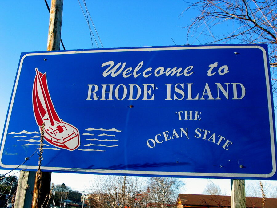 Rhode Island racism