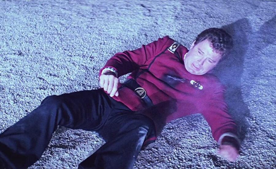 Star Trek V Failure