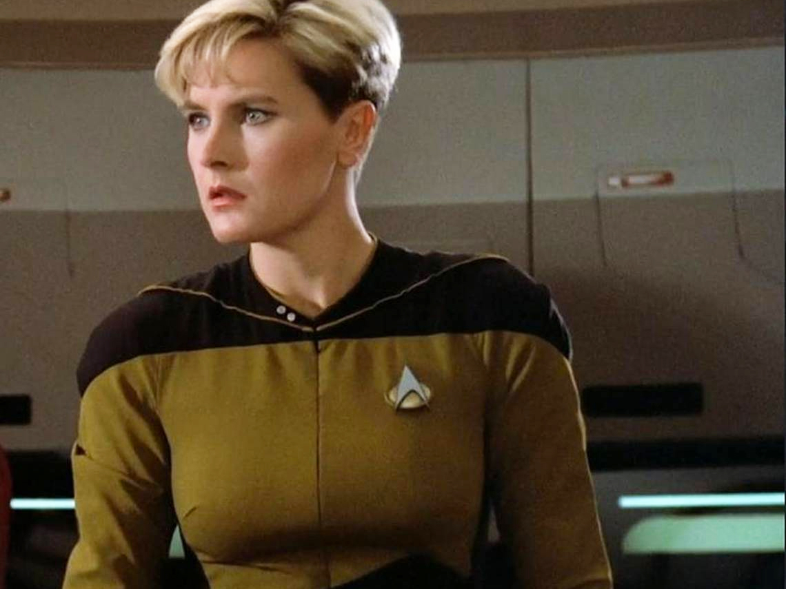 Denise Crosby: Why She Really Quit Star Trek And Why She Did Playboy