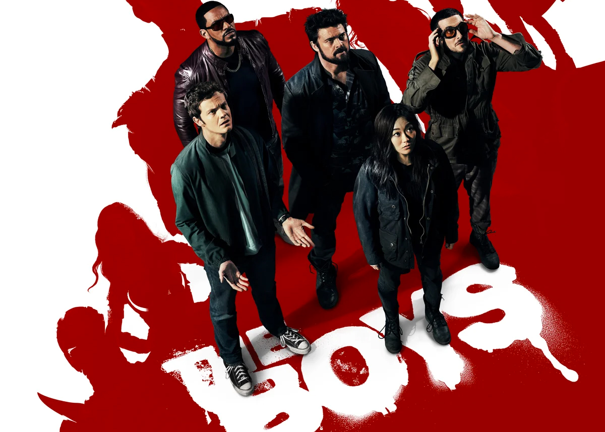 The Boys TV - Fantasy  - cover
