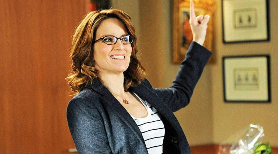 Offended by Tina Fey