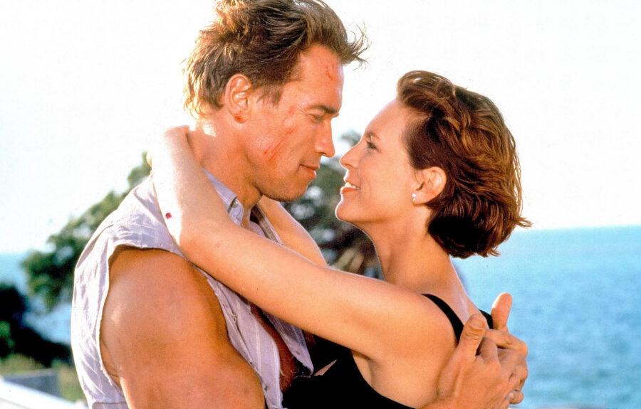 True Lies Arnold Schwarzenegger Jamie Lee Curtis