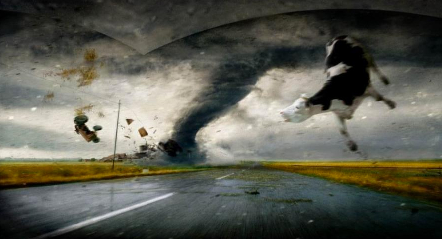 Twister 2: It's Happening As A Reboot