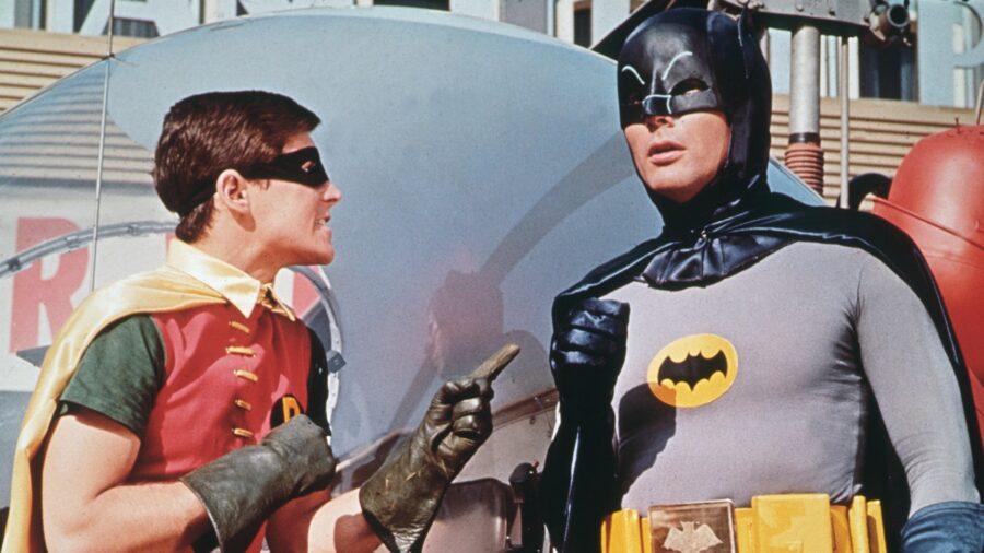 batman & robin adam west