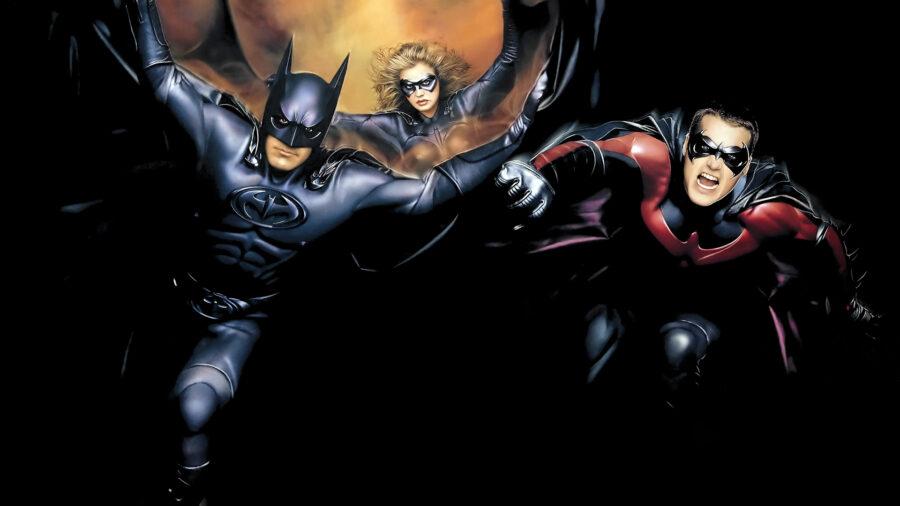 batman & robin feature