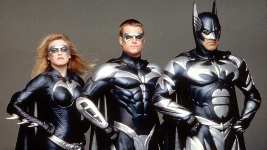 batman & robin defense