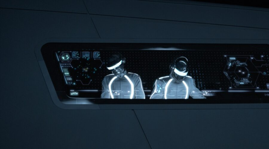 Daft Punk for Tron 3