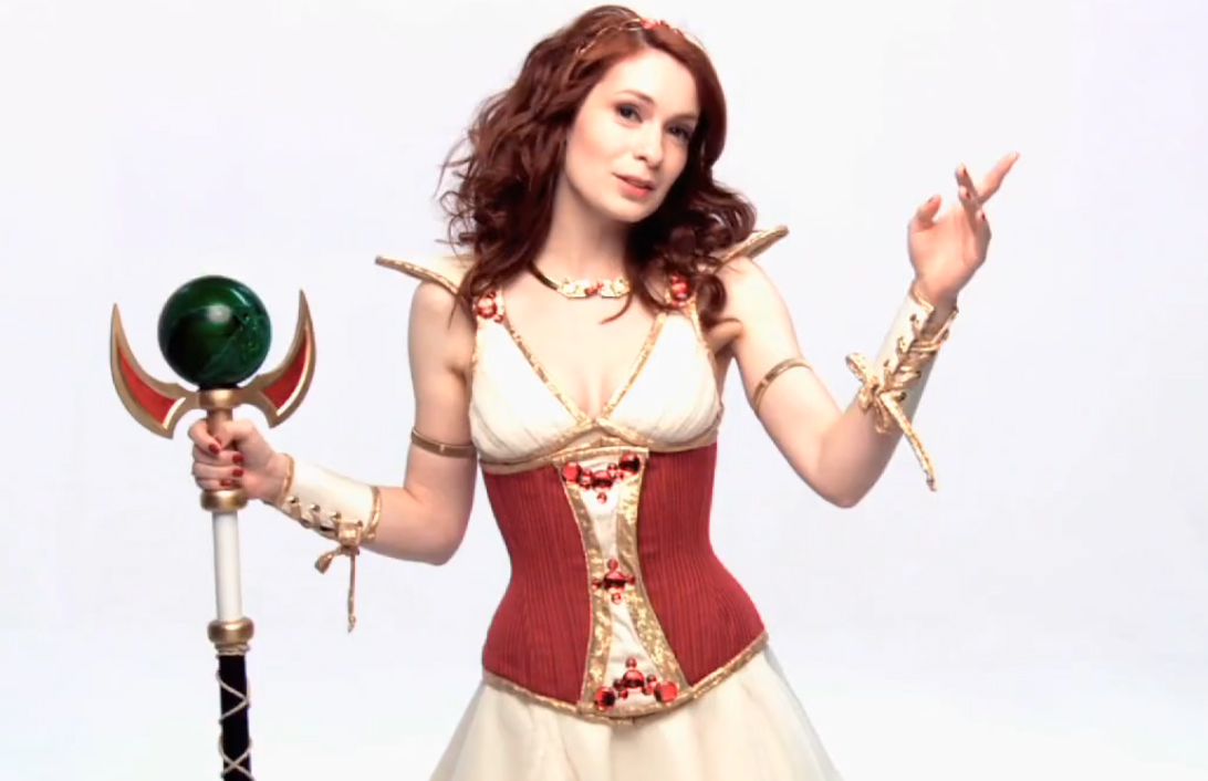Felicia Day: Why You Haven't Seen Her Since 2017
