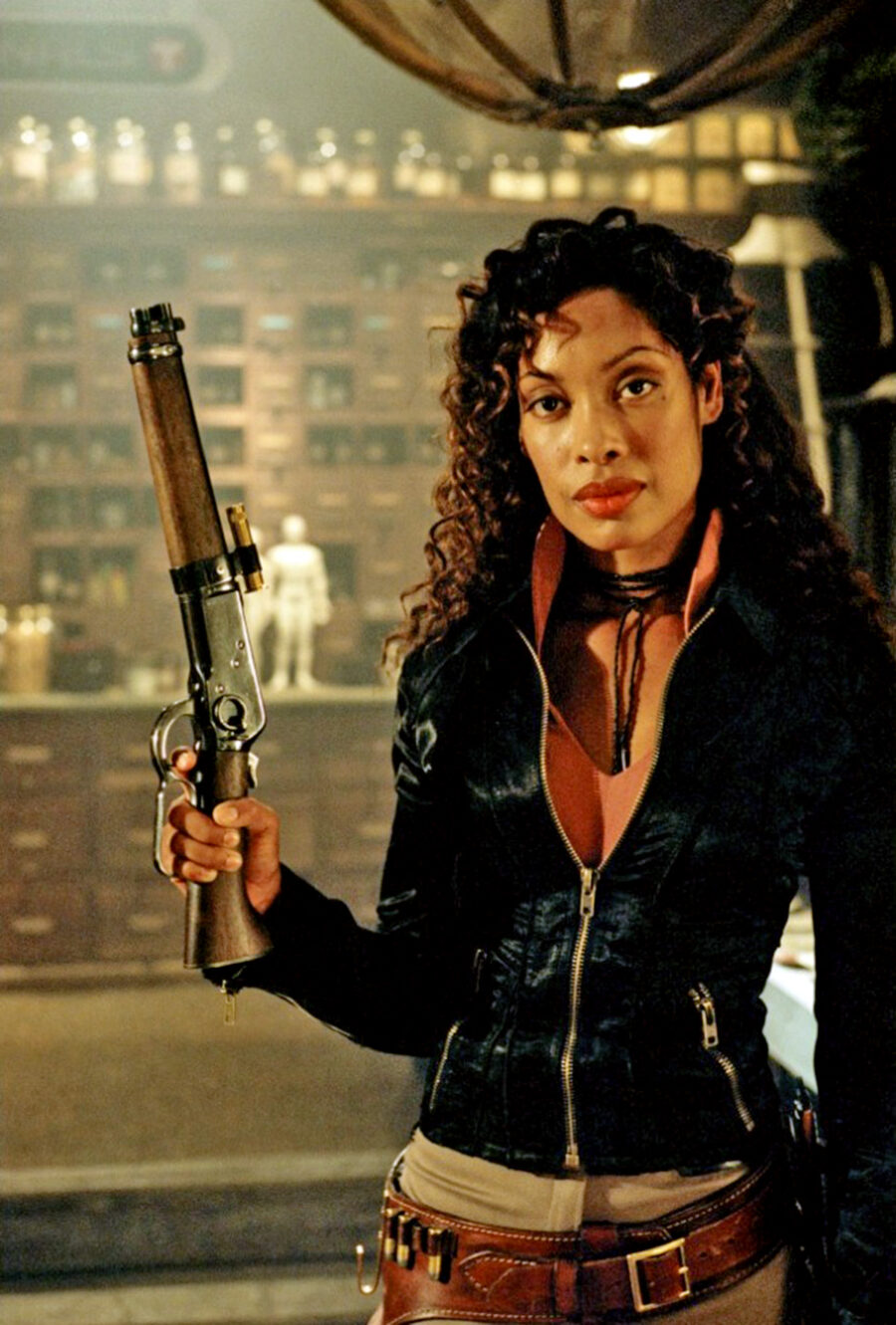 Gina Torres on Firefly