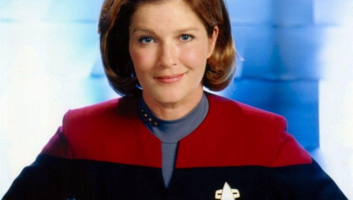 Kate Mulgrew And The Tormenting Of Jeri Ryan On Star Trek: Voyager