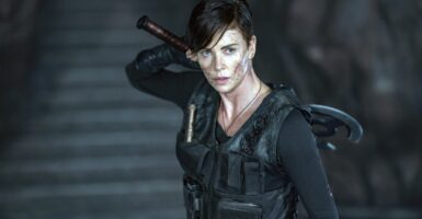 charlize theron old guard