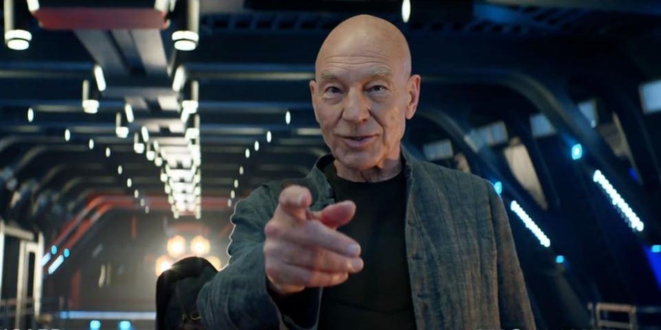 Star Trek: Picard Season 2 – Patrick Stewart Insists On Pushing Politics