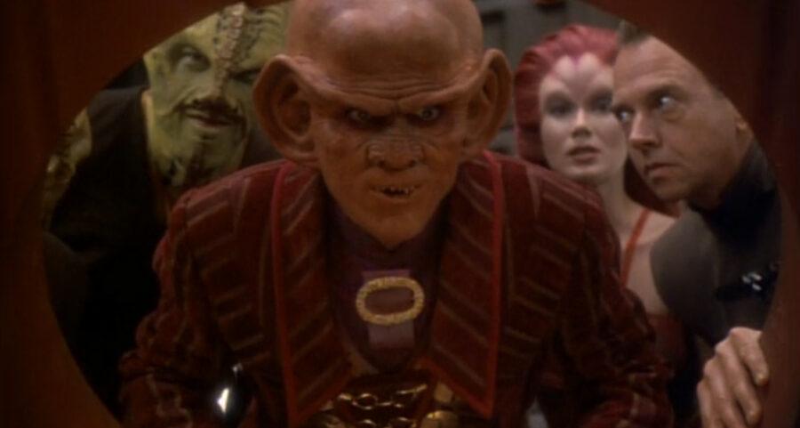 Armin Shimerman on Star Trek