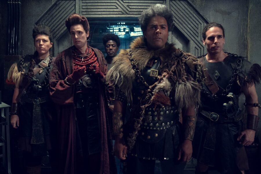 Red Dwarf season 13