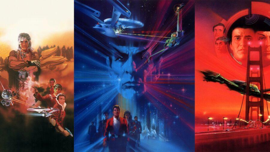 star trek III trilogy