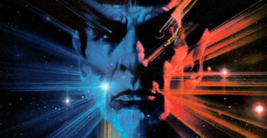 star trek III the search for spock feature