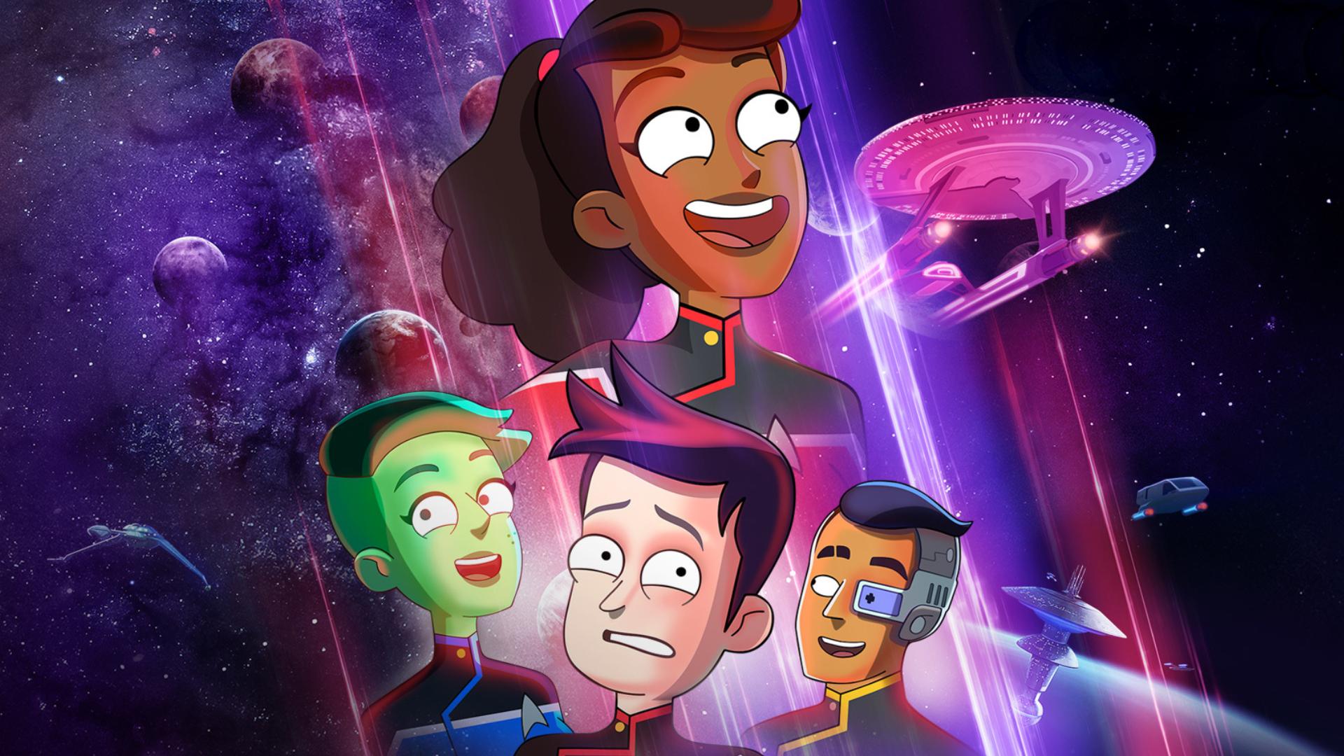 Star Trek: Lower Decks Season Finale Episode, Binge The Full Season!