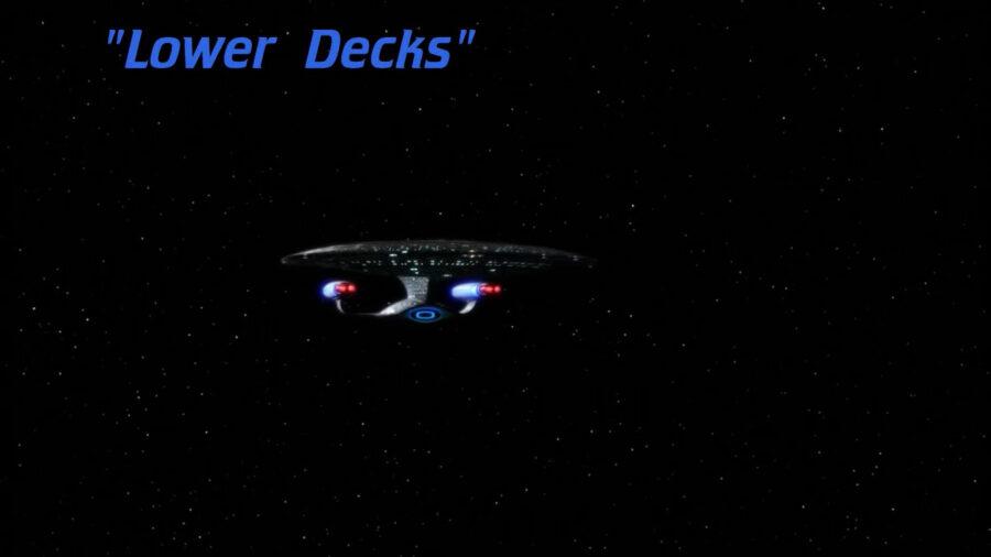 star trek lower decks tng