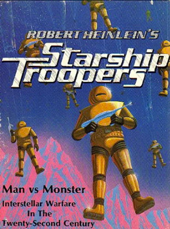 Starship Troopers reboot