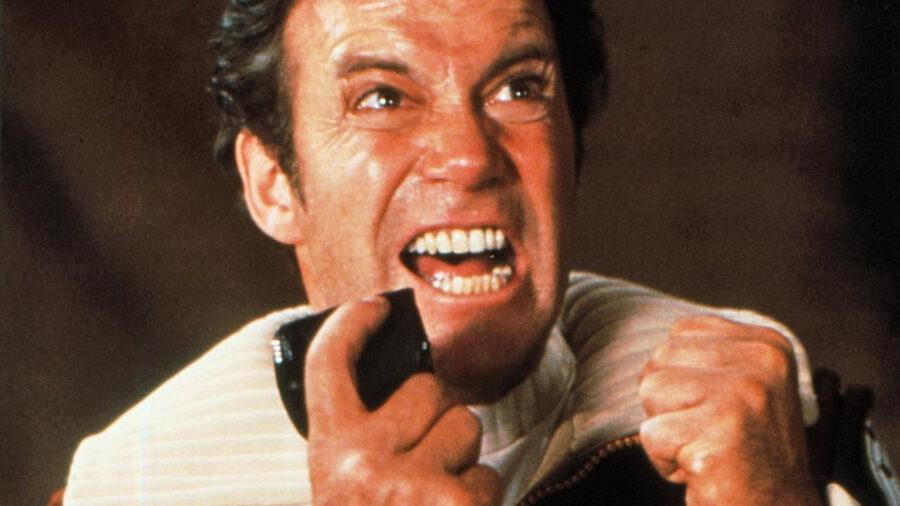 worst star trek movie header kirk khan scream