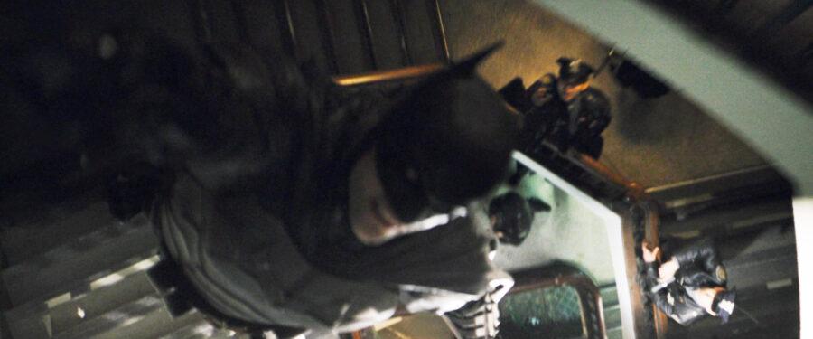 the batman trailer brightened