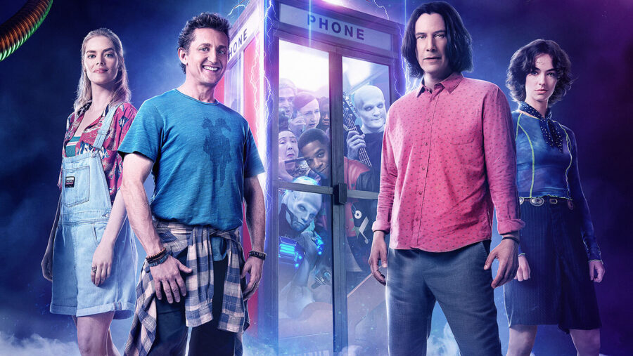 bill & ted face the music feature