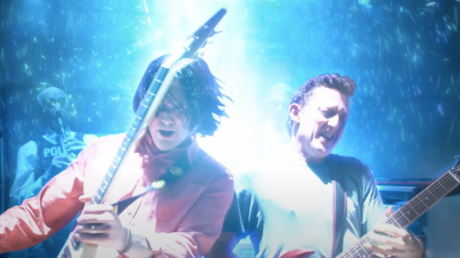 bill & ted face the music guitar bill & ted 4