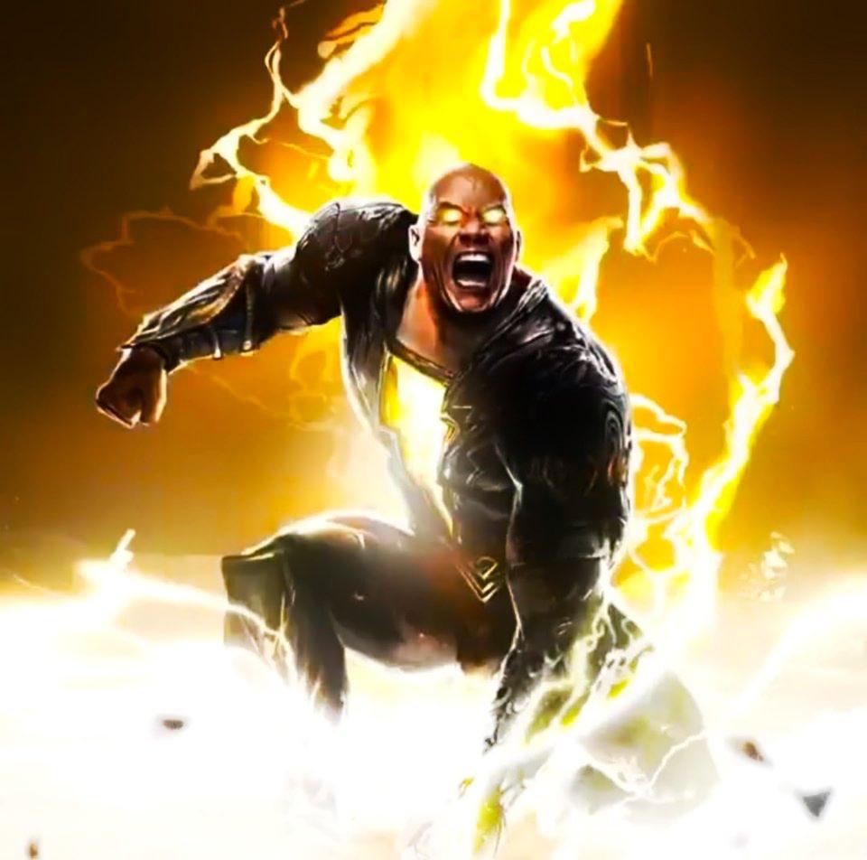 Black Adam: The Rock's Release Date Has Been Scrapped