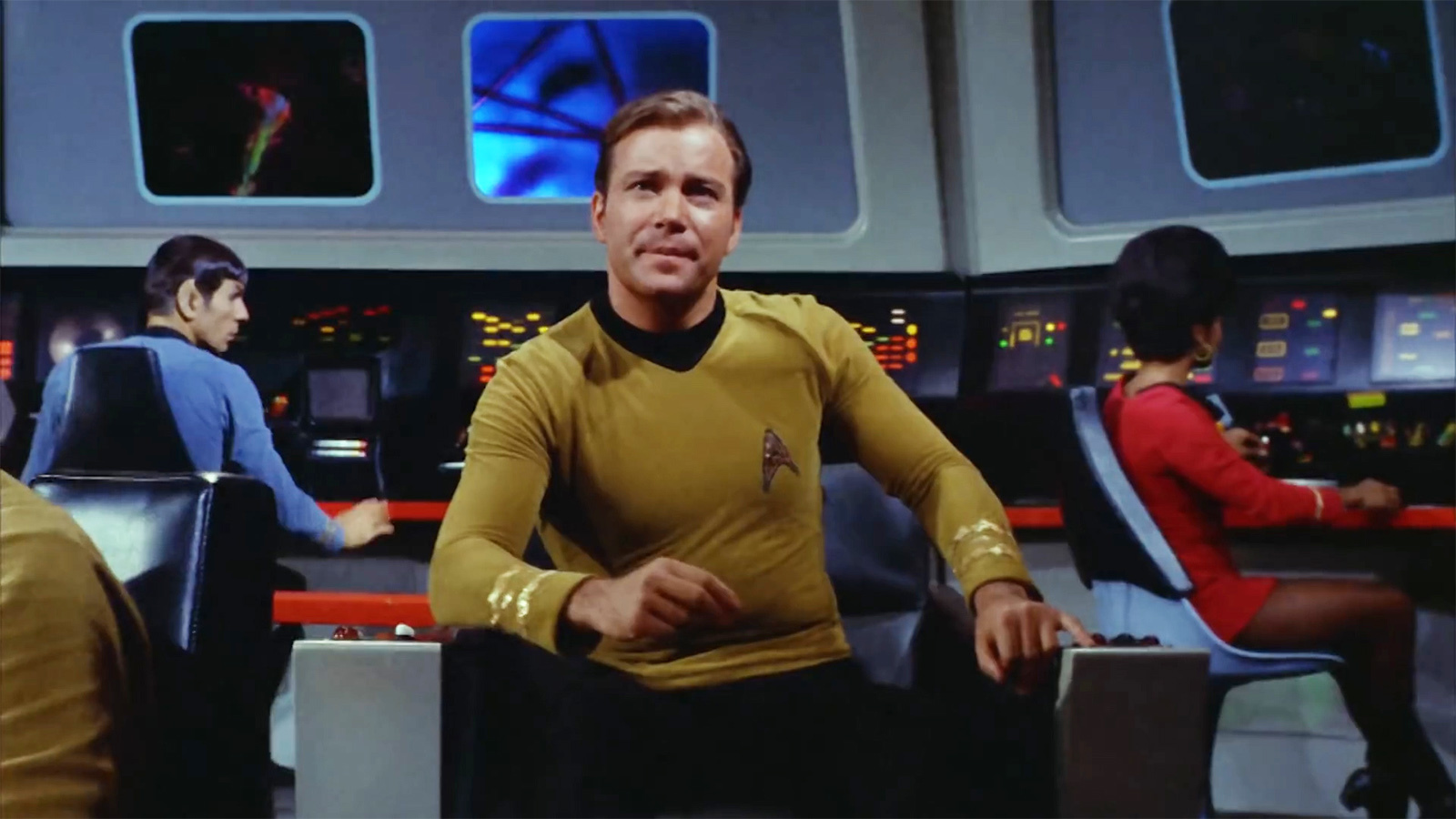 William Shatner Vs. The Crew Of The Enterprise: A History Of Star Trek Feuds