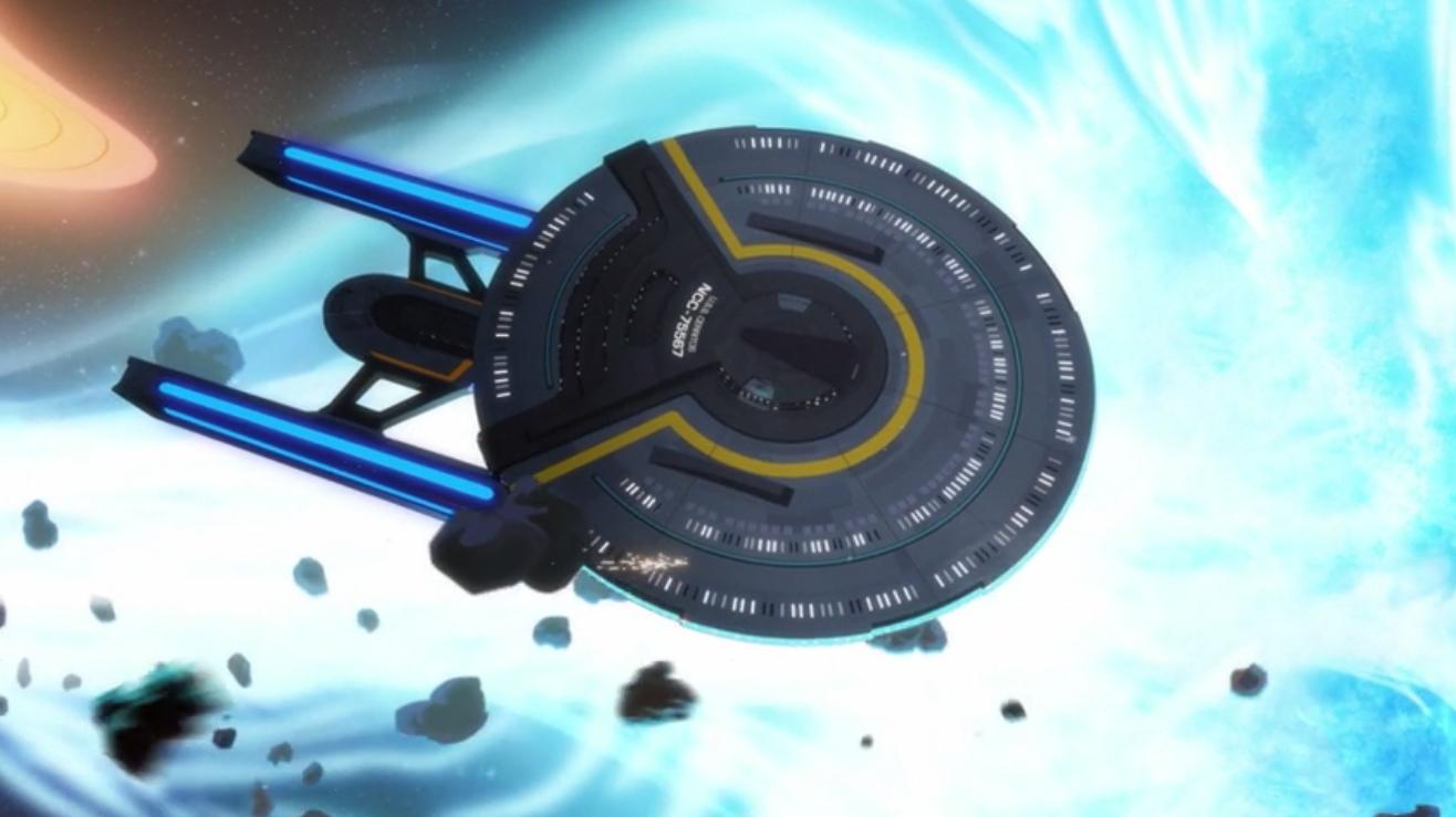 Star Treking - cover